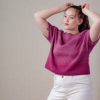 Ginn Pullover | Knitting Pattern by Jared Flood | Brooklyn Tweed