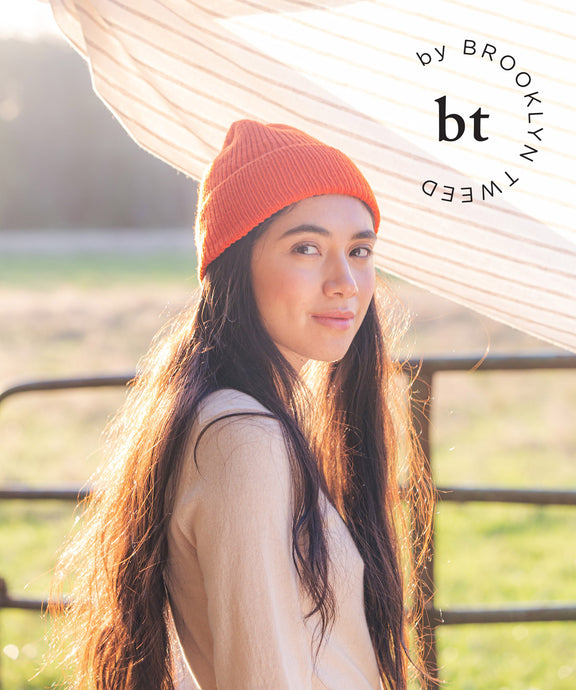 Hansmire Hat | Knitting Pattern by Jared Flood | BT by Brooklyn Tweed