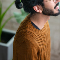 Haskins Pullover | Knitting Pattern by Véronik Avery | Brooklyn Tweed