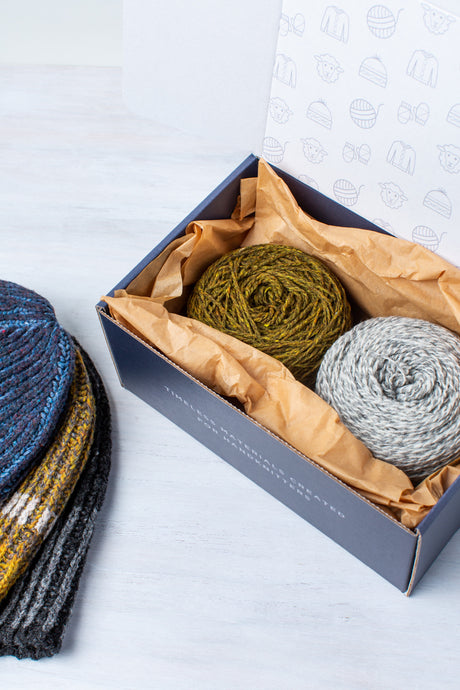 Skipp Hat Knitting Kit