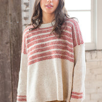Scofidio Pullover | Knitting Pattern by Fiona Alice | Brooklyn Tweed
