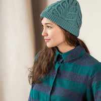 Lollylob Hat | Knitting Pattern by Norah Gaughan | Brooklyn Tweed