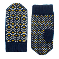 Marquam Mittens | Designed by Véronik Avery | Brooklyn Tweed