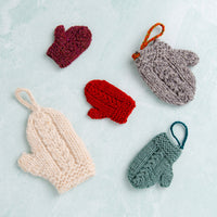 Free Mitten Ornament | Knitting Pattern by Jared Flood | Brooklyn Tweed