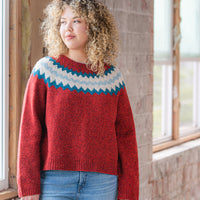 Otte Sweater | Knitting Pattern by Jared Flood | Brooklyn Tweed
