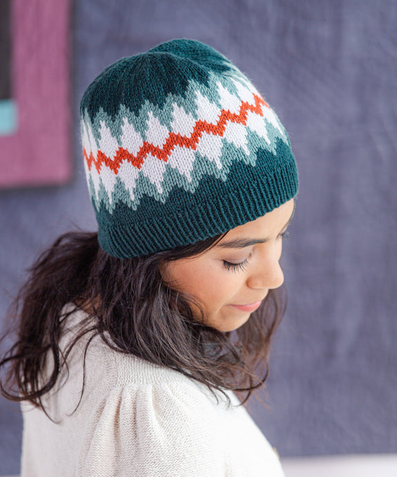 Otte Hat | Knitting Pattern by Jared Flood | Brooklyn Tweed