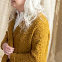 Ponti Cardigan | Knitting Pattern by Sari Nordlund | Brooklyn Tweed