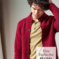 Ranger Cardigan | Knitting Pattern by Jared Flood | Brooklyn Tweed