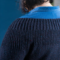 Seacoast Pullover | Knitting Pattern by Joji Locatelli | Brooklyn Tweed