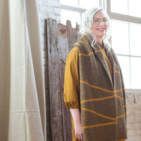 Tallera Scarf | Knitting Pattern by Cecilia Flori | Brooklyn Tweed