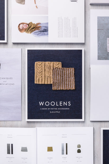 Woolens: E-Book
