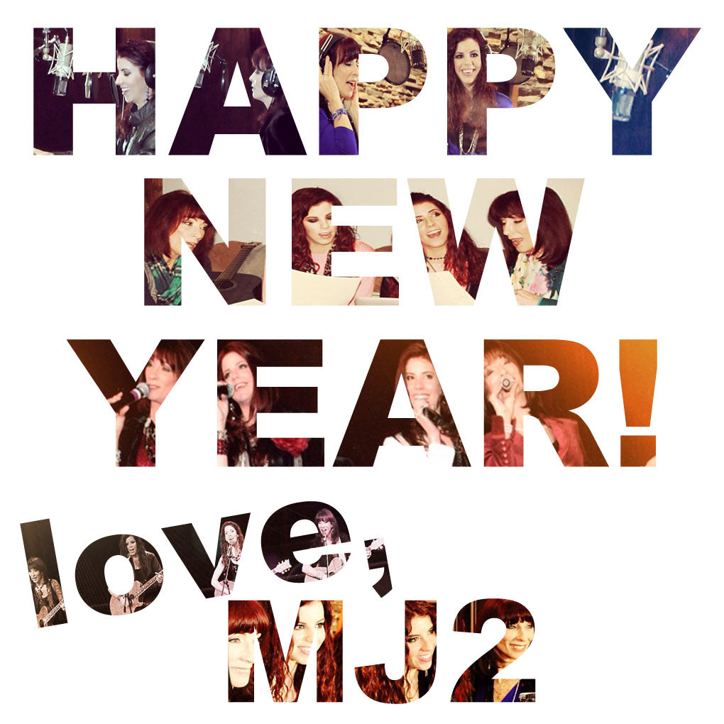 Happy New Year! -MJ2