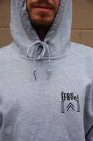 free travel/Northern Co Hooded Sweat