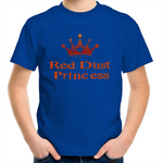 Kids 'Red Dust Princess' T-Shirt