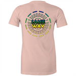 'Whichway' Women's Maple Tee