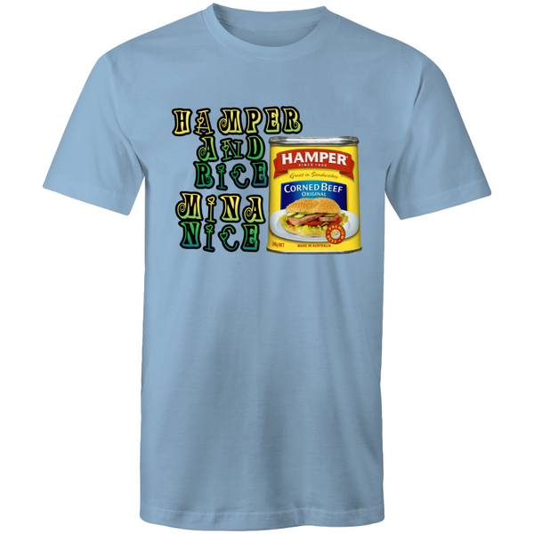 'Hamper and Rice Mina Nice' T-Shirt