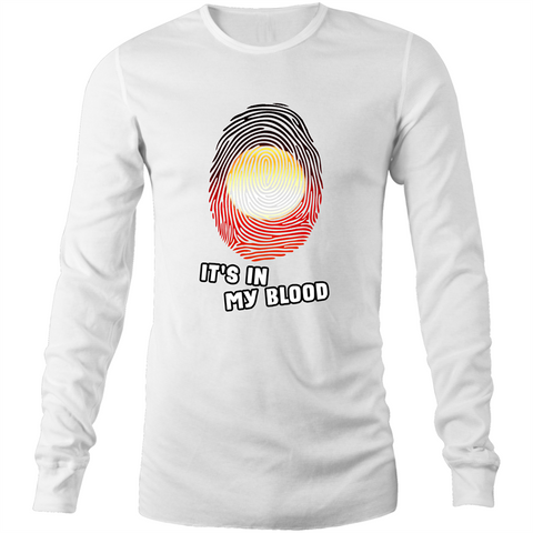 New Dawn 'In My Blood' Long Sleeve T-Shirt