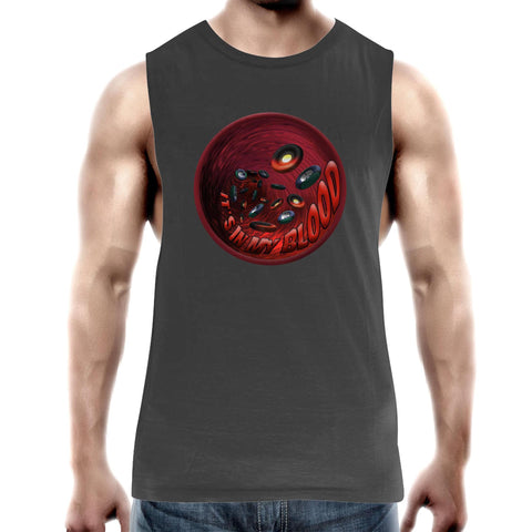 'In My Blood' Tank Top Tee - New Dawn & Zenadh Kes