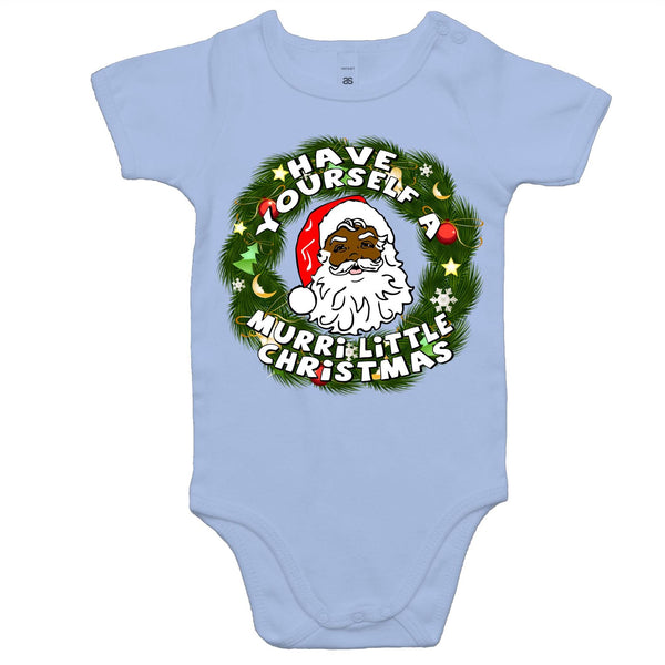 'Have Yourself A Murri Little Christmas' Romper
