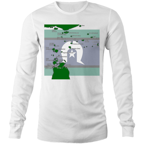 'Island Home' Long Sleeve T-Shirt
