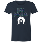 'TSI Pride' Womens Crew Neck T-shirt