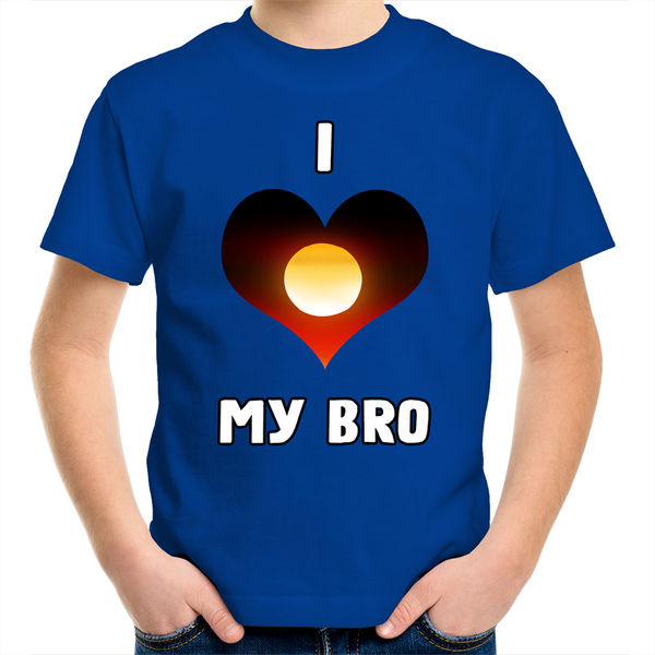 New Dawn 'I Love My Bro' Kids T-Shirt