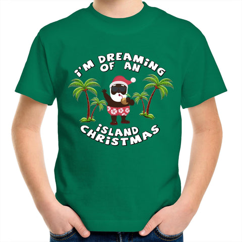 'Island Christmas' Kids T-Shirt