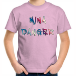 Kids 'MINA DANGER' T-Shirt