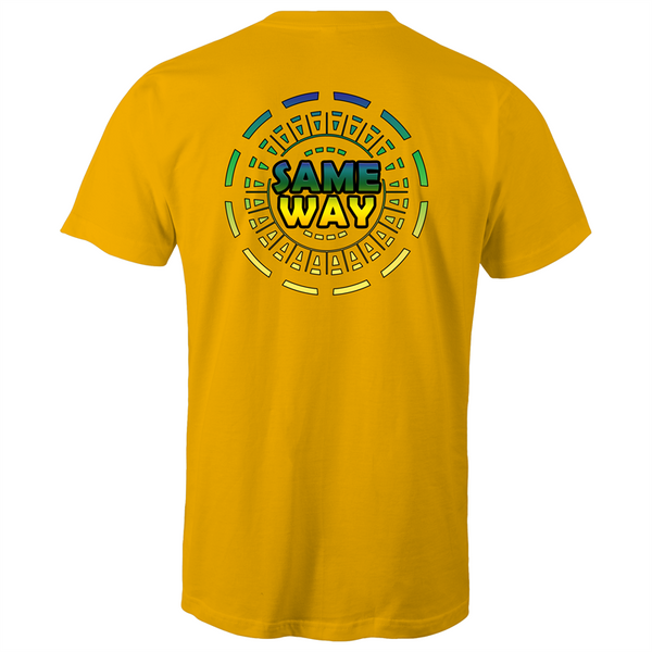 'Whichway' Mens T-Shirt