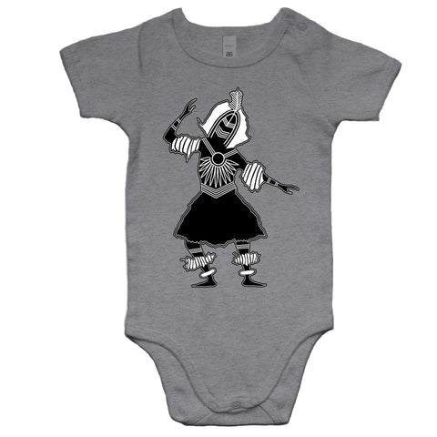 Baby 'Warrior' Romper