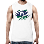 TSI 'Ripped Effect' Tank Top Tee