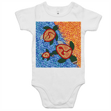 'Turtle Family' Romper