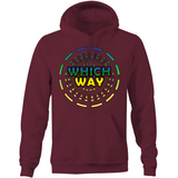 'Whichway' Hoodie