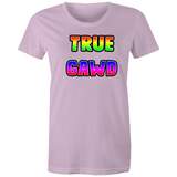 Women's 'TRUE GAWD' Tee