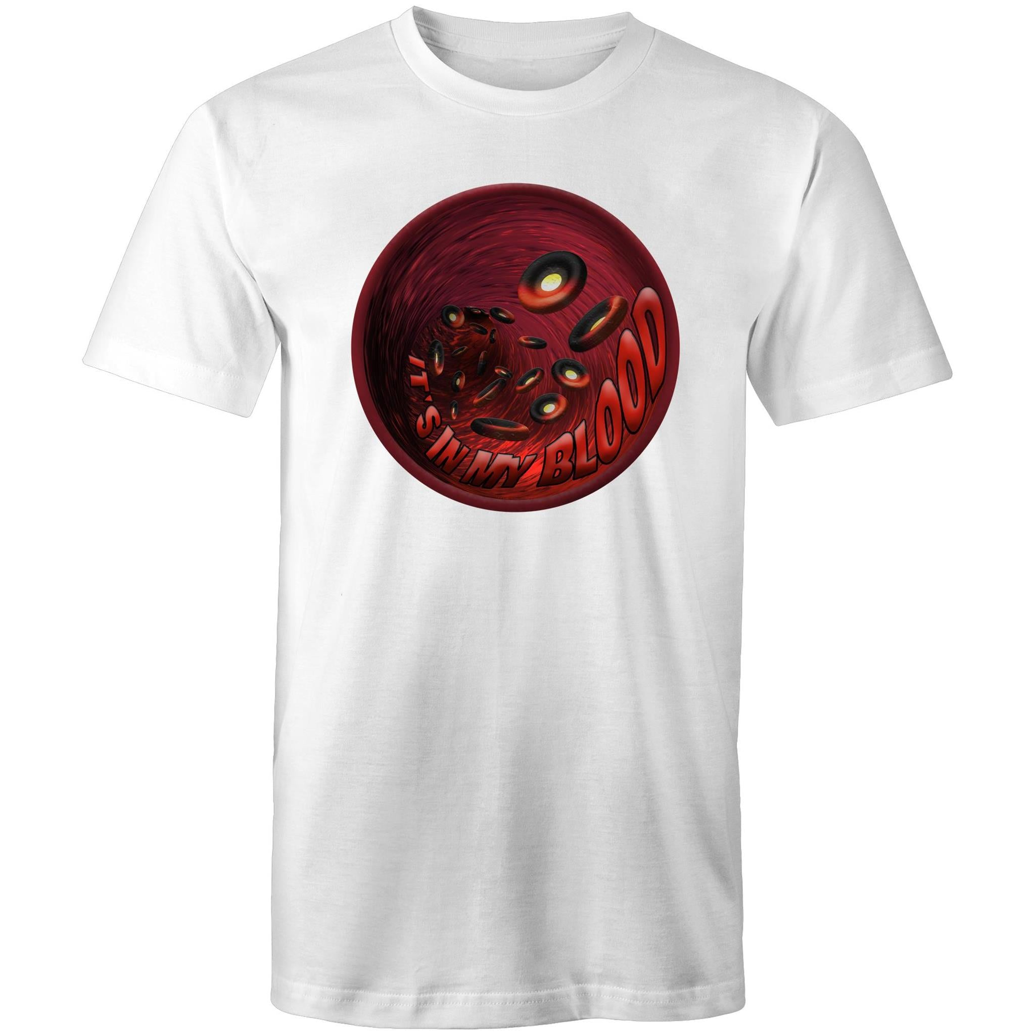 'It's In My Blood' New Dawn - T-Shirt