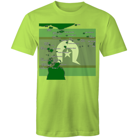 Womens 'Island Home' T-Shirt