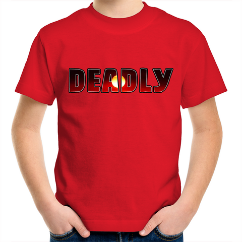Kids 'Deadly' T-Shirt