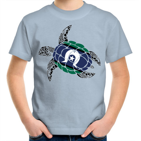 'TSI Turtle' Kids T-Shirt