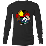 'Indigenous Grapevine' Long Sleeve T-Shirt