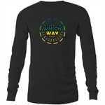 'Whichway' Long Sleeve T-Shirt