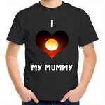 New Dawn 'I Love My Mummy' Kids T-Shirt