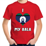 TSI 'I Love My Bala' Kids T-Shirt