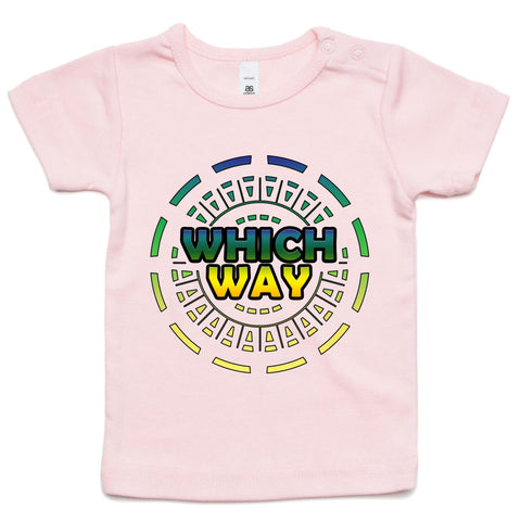 'Which Way' Infant Tee