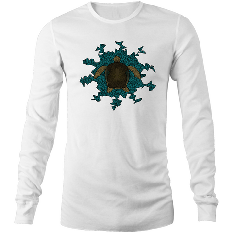 'Waru, Dhangal and Kayarr' Long Sleeve T-Shirt
