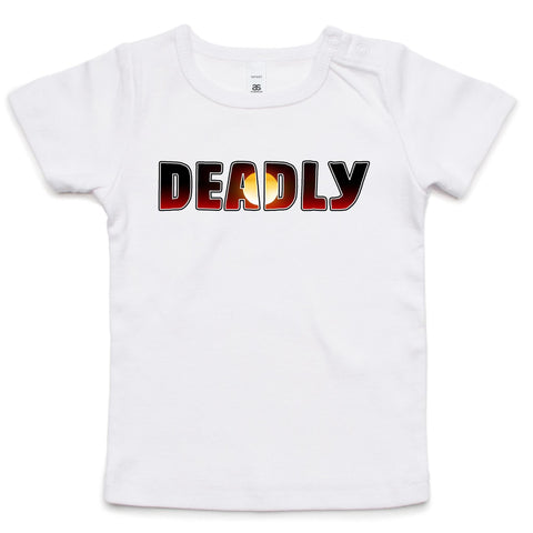 New Dawn 'Deadly' Infant Tee