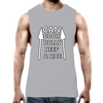 'Can Cook Bully Beef & Rice' Tank Top Tee