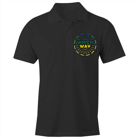 'Whichway' Polo Shirt
