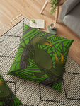 'Githalai in Mangroves' Floor Pillow