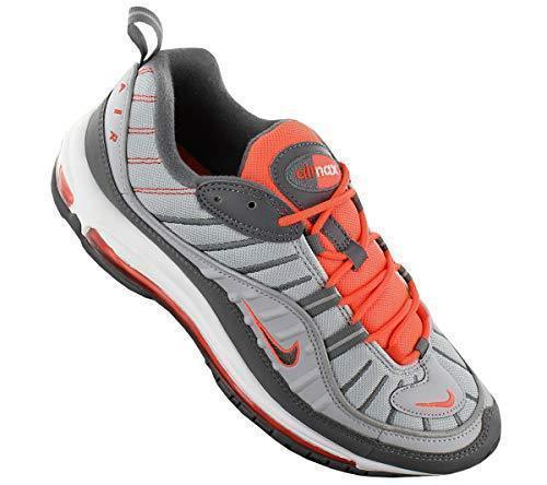 Greydark 006 Shoes 640744 Mens Total Crimson Max Grey 98 Running Air Wolf N8nvmwOy0