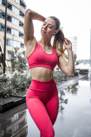 Crossbrack Sports Bra -  Emana® Plus